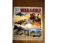 WAR IN THE GULF DVD BOX SET x 8