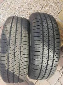 Michelin agilis 215 65 16