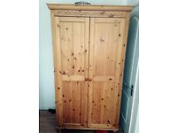 2 x Wardrobes - Clearance