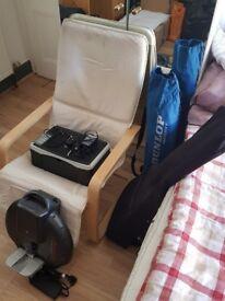 Sale. Airwheel. Printer. Chair. Guitar.