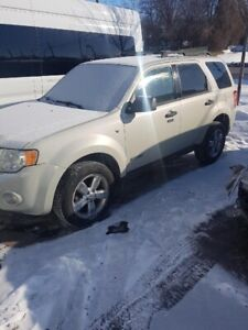 2008 Ford Explorer certified