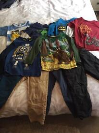 10 items of age 3 clothes