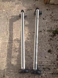 Genuine VW Roof Bars - Golf mk4