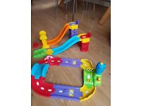 Vtech Toot-toot Drivers Traffic Track and Racing Rampway