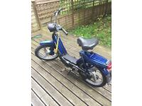 Piaggio Ciao Vespa Px 49cc Moped Uk plated Italian Iconic Scooter Bicycle
