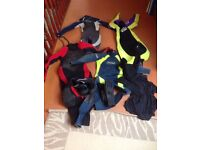 Wet Suits assortment