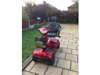 Price reduced for quick sale-Large/Heavy InvaCare Meteor Mobility Scooter/ 8mph / Gr8 Condition