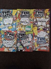 Tom Gates Book Collection