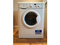 INDESIT IWDD7123 Washer Dryer - White, Washing Machine, Fairly New