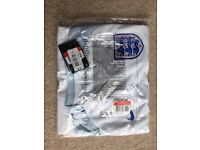 England shirt brand new large