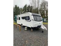 Coachman 575 VIP with motor mover 2020