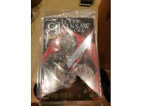 Texas Chainsaw Massacre - The Grind #3. Platinum Foil, 1/1200 with CoA