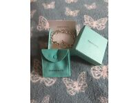 Genuine Tiffany and co bracelet