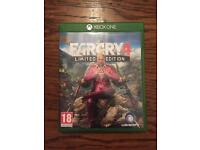 Farcry 4 Xbox One Game
