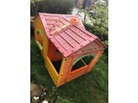 Playhouse for free