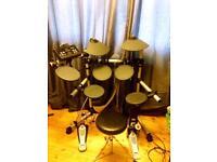 DTX 500 Yamaha drum kit