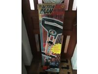 Original action man pogo stick.Brand new- still boxed