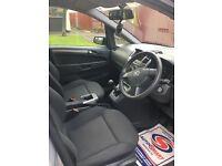 Vauxhall Zafira Life 1.6 petrol