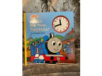 Thomas the Tank Engine - What's the Time Thomas? Teach children to tell the time