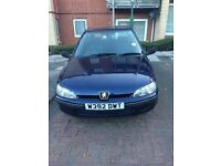 PEUGEOT 106 FOR SALE £290 IN GREAT CONDITION