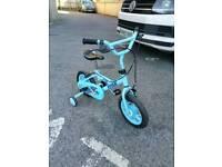 """Kids 12"""" starter bike"""