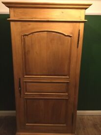 Vintage wardrobe - excellent condition. Collection only.