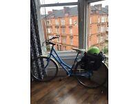 lady's city bike