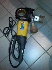 Powerfist Electric pipe Threader. We Sell Used Tools. Get a Deal at Busters Pawn (#45851)