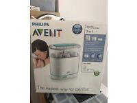 Philips Avent 3in1 Steam Steriliser