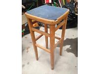60s bar stool