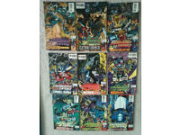 Transformers Comics US/UK Job lot