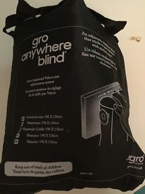 John Lewis gro anywhere blind