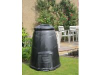 """Blackwall"" Garden Composter/Storage Bin : 330 litres Capacity"