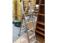 Homebase 3 Way domestic combination ladder