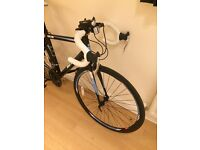 Ladies ironman road bike in perfect condition