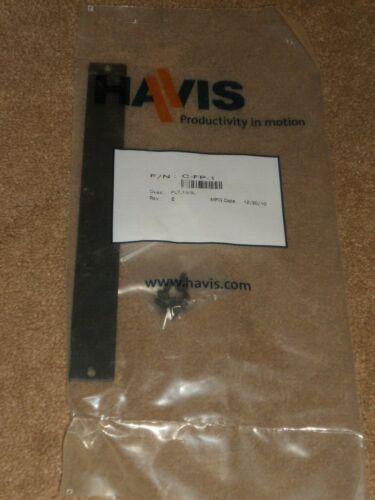 HAVIS C-FP-1   1 inch C Series Filler Plate New In Package
