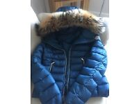 Moncler jacket age 14 will fit 8/10