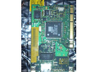 3Com PCI Network Card Unused and Still New in Packaging