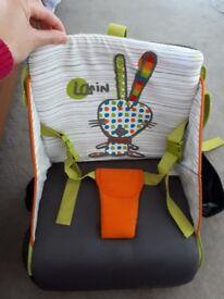 Portable Boaster Chair