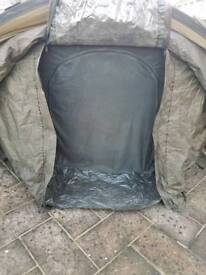 Nash double top extreme mk4 w man bivvy