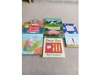 Hardback lift the flap and sound books for babies and toddlers - Axel Scheffler, Dear Zoo etc