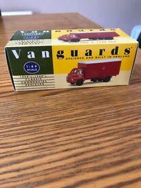 Vanguards Post Office Stores van