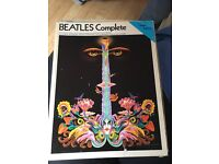Music book Beatles Complete Guitar Edition