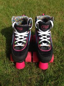 Girls Roller Boots size 2