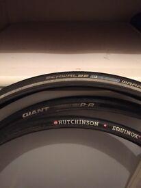 Various Road tyres