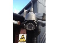 Complete CCTV system forsale
