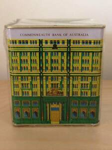 Commonwealth Bank of Australia Money Tin In New Condition! Adelaide CBD Adelaide City Preview