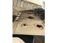 GAS HOB FULLY WORKING ONE BUTTON NOT WORKING