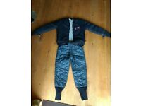 Oceanic UGGI 2 Piece Diving Undersuit Size L - price reduced !!!