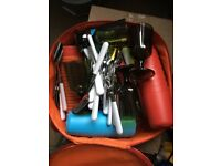 Ikea picnic bowls, plates, cups etc